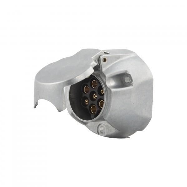 Socket Aluminium 7 Pin 12volt