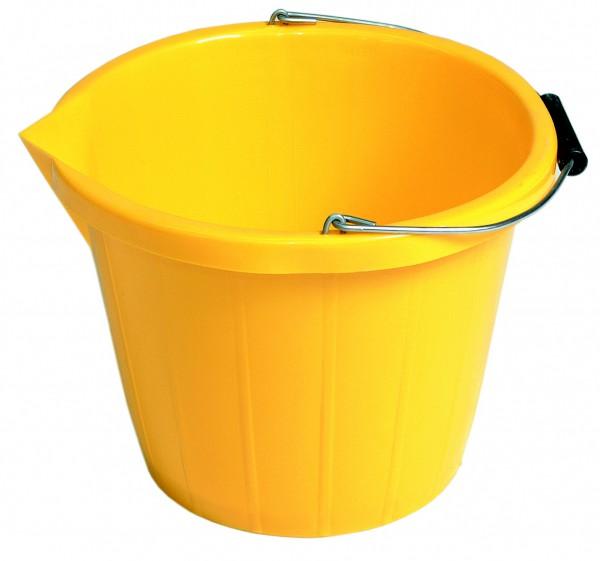 3 Gallon Scooper Bucket