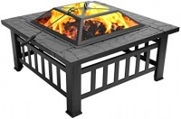 Brazier Table Firepit
