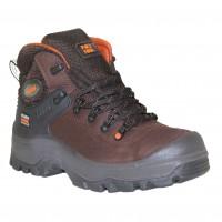 Yukon No Risk S3 Boot Brown