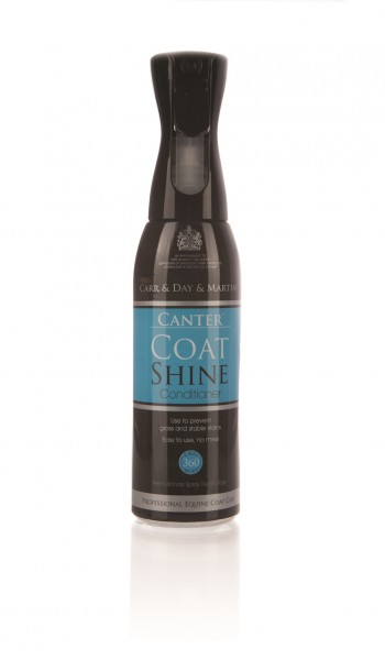 Canter Coat Shine