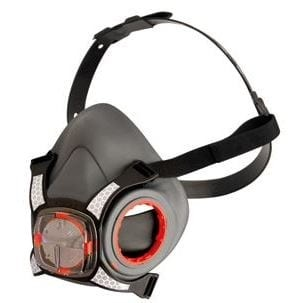 Force 8 Half Mask Respirator