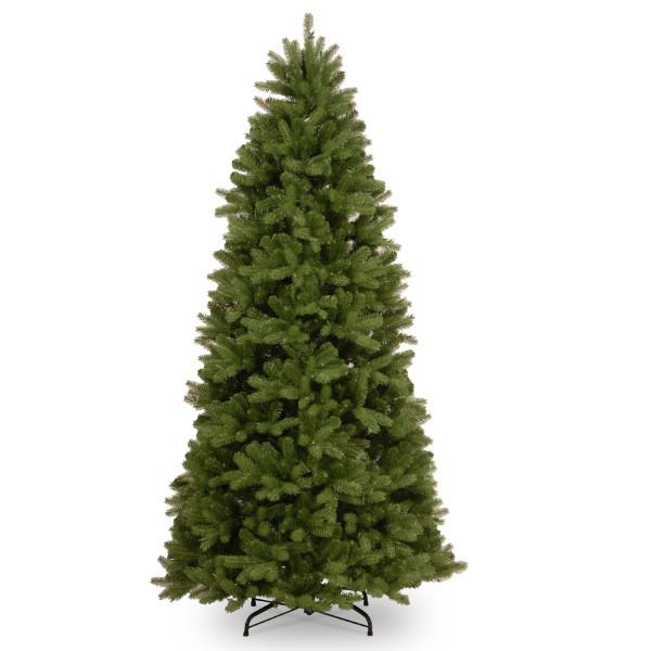 Newberry Slim Spruce Tree - 7.5ft