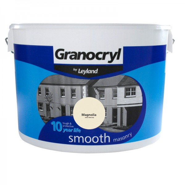 Granocryl Masonry Brilliant White 10L