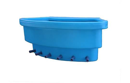 6 Teat Calf Feeder (blue Teat)