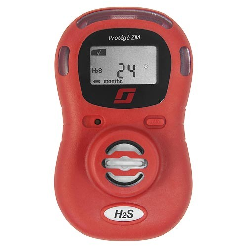 H2S SINGLE GAS MONITOR