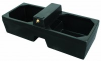 30 GAL Low Profile Drinking Trough