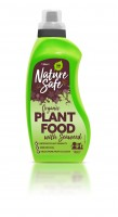 Naturesafe Plant Food With Seaweed 1L