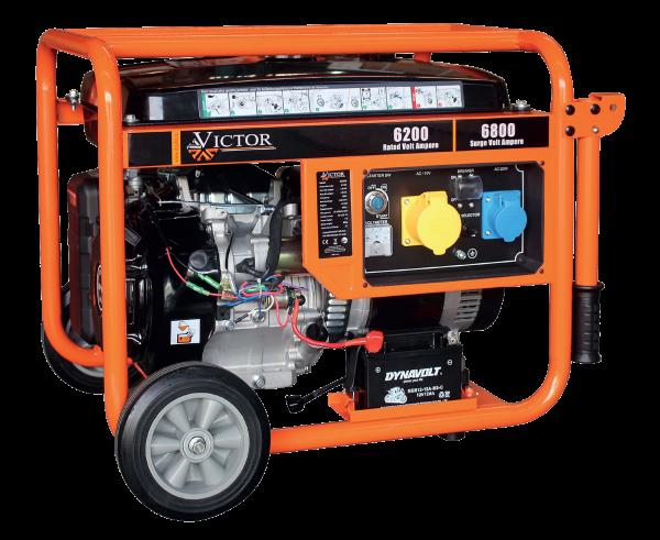 Victor Generator 6.8KVA