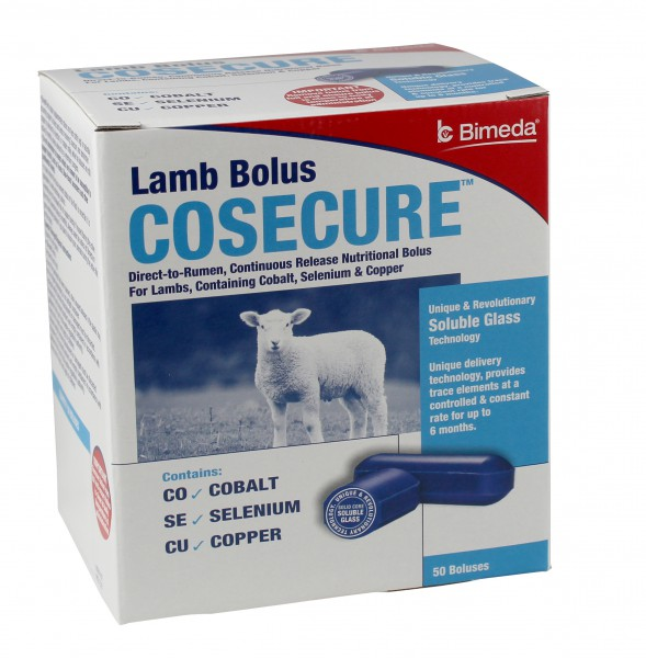 Cosecure Lamb Bolus