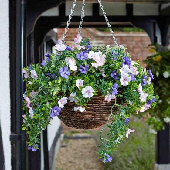 Easy Hanging Basket - Petunia
