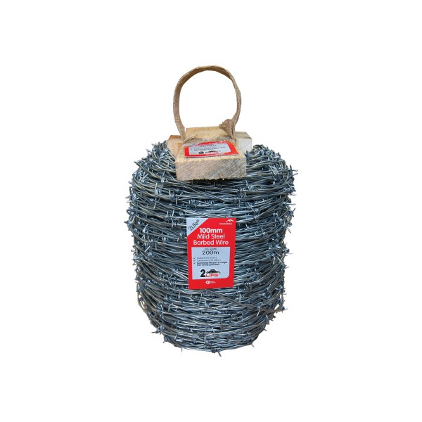 """3"""" Heavy Barbed Wire 200m"""