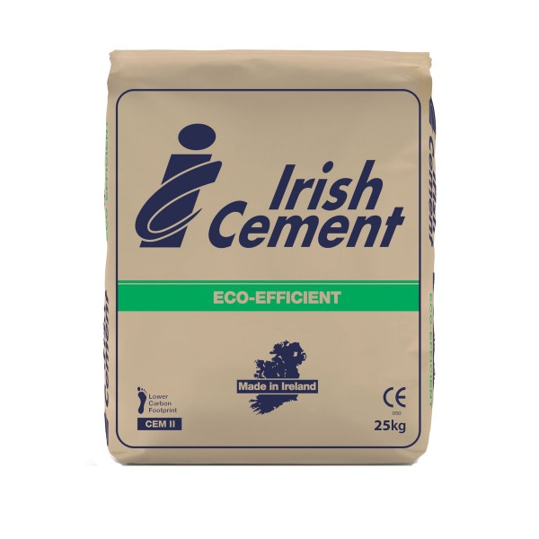 Irish Cement (25KG Bag)
