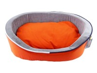 Tommy Dog Red Bed
