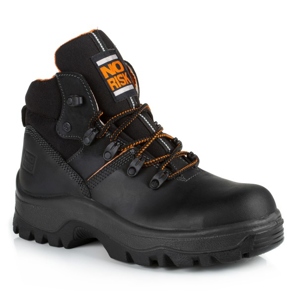 No Risk Armstrong S3 Black Boot