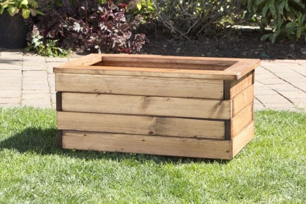 Small Wooden Trough