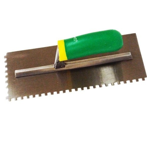 6.3 X 6.3 Notched Trowel