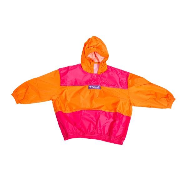 Kids 2 x Piece Waterproof jacket pink