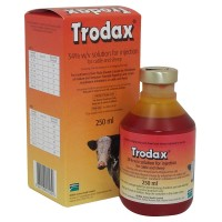Trodax Injection Solution