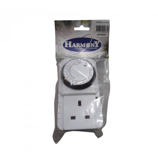 13a Plug In Timer