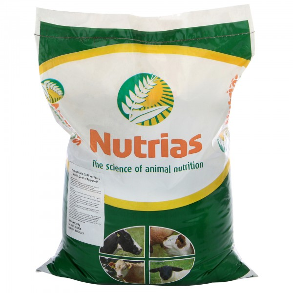 Nutrias Super Stock (20KG Bag)