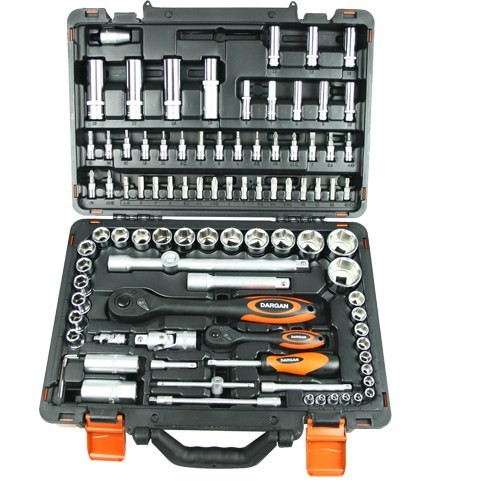 "Socket Set 1/4"" X 1/2"" 94pce"