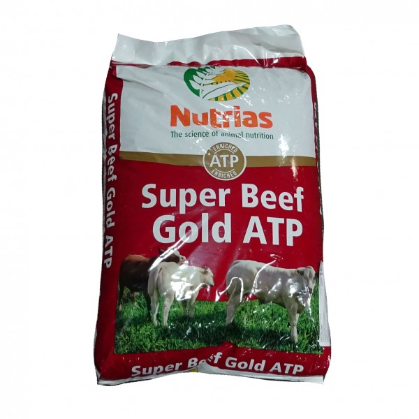 Nutrias Super Beef Gold ATP