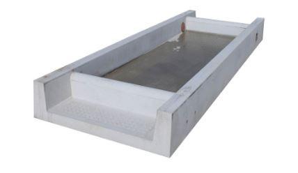 Murphy Concrete Foot Bath