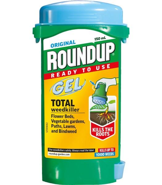 Round Up Total Gel Weedkiller RTU 150ml