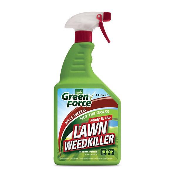 Greenfoce Lawn Weedkiller RTU 1L