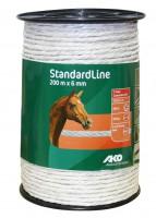 6mm Standard Line Polyrope 200m