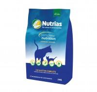 Nutrias Cat & Kitten 2kg