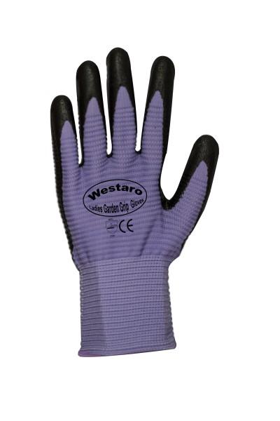 Ladies Gardening Grip Gloves 3 Pack