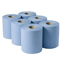 Blue Centre Feed Roll 150m 2ply