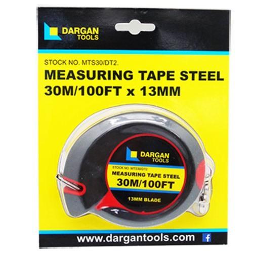 30m Steel Measuring Tape