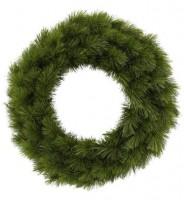 Camden Green Wreath - 60cm