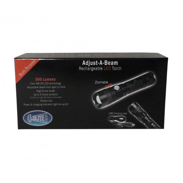 Rechargeable Hand Torch