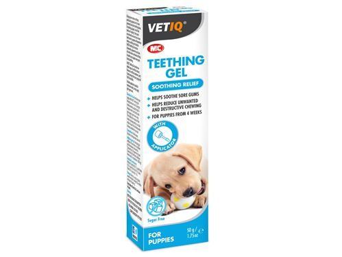 Vetiq Puppy Teething Gel 50g