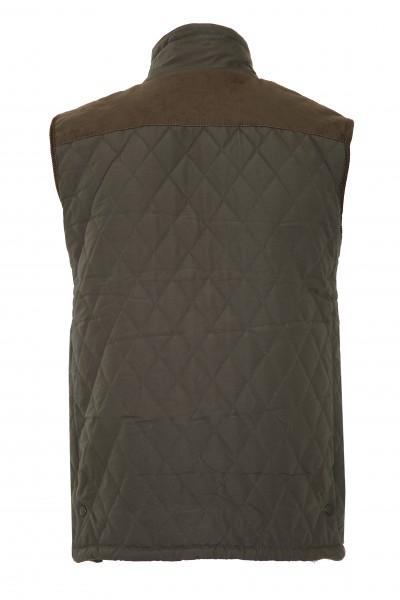 Arundel Mens Quilted Microfibre Fleece Bodywarmer