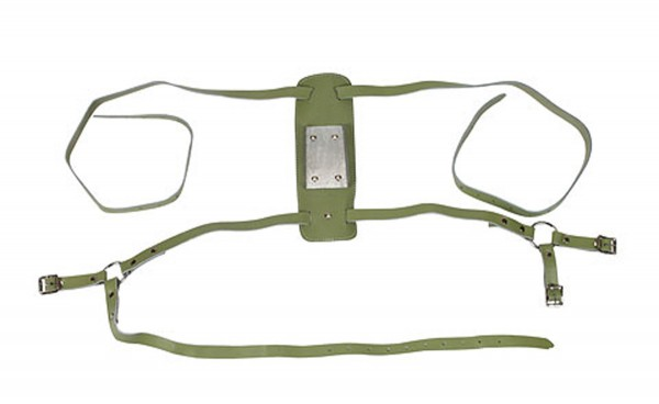 RAM HARNESS LEATHER STANDARD PKD