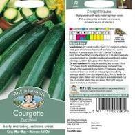 Courgette Zucchini