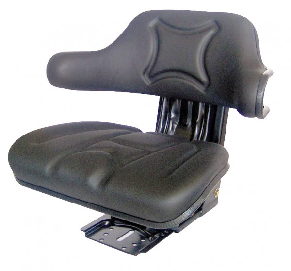 ADJUSTABLE TRACTOR SEAT WITH ARMREST