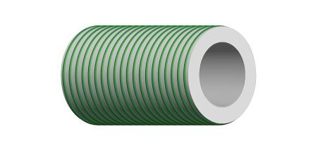 Slurry Tanker Hose 20ft X 6""