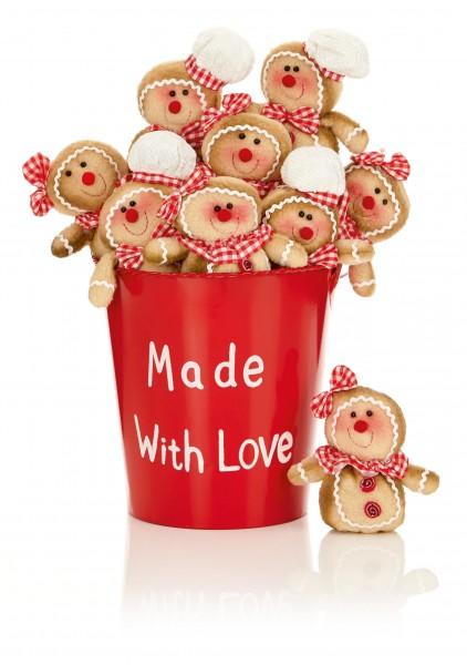 Gingerbread Teddy