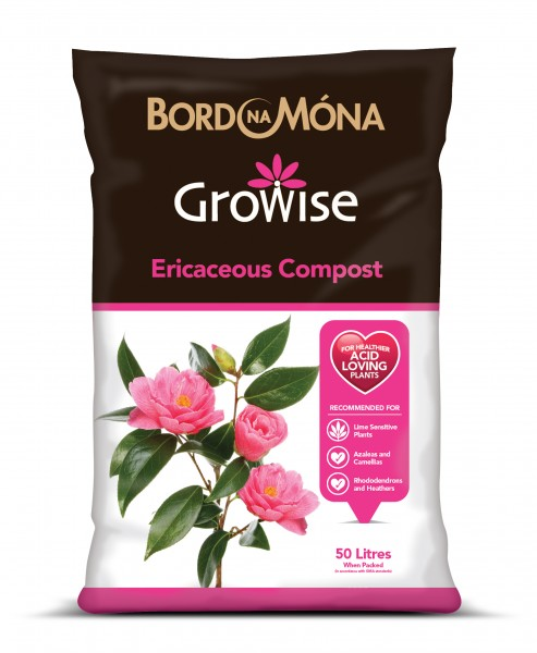 Growise Ericaceous Compost 50LTR