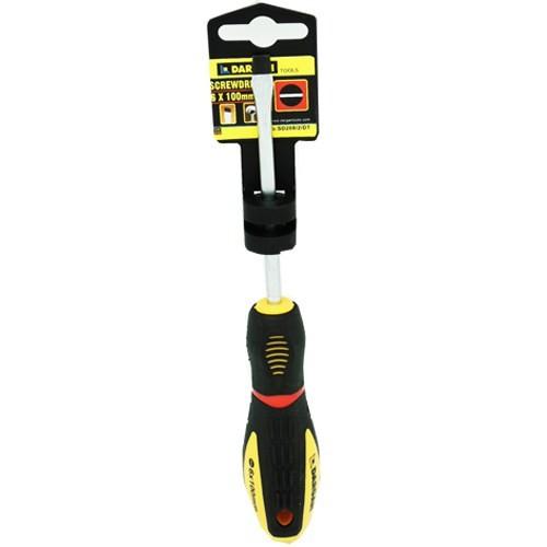 Flat Professional screwdriver