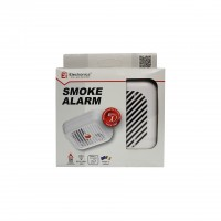Smoke Alarm Battery Operated General Purpose