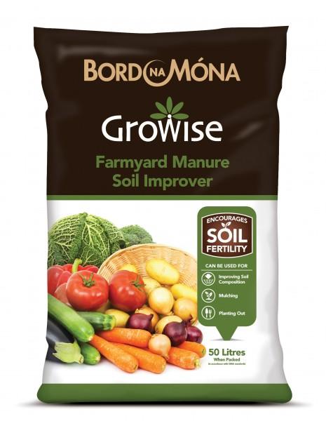Growise Farmyard Manure 50L