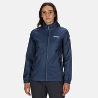 Regatta Corinne IV Lightweight Waterproof Packaway Walking Jacket - Dark Denim