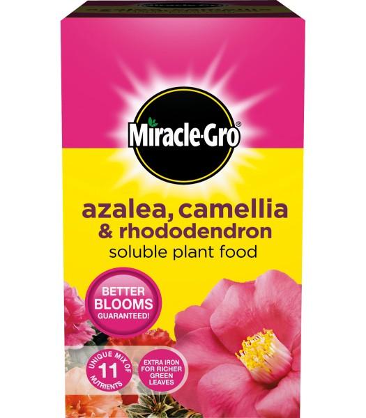 Miracle-Gro Azalea. Camellia & Rhod. Sol P/food 500g